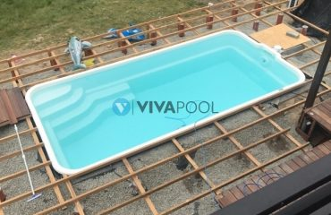 Viele Varianten für selbst gebaute Swimmingpools