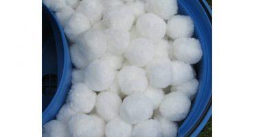 Sandfilteranlage Filter Balls